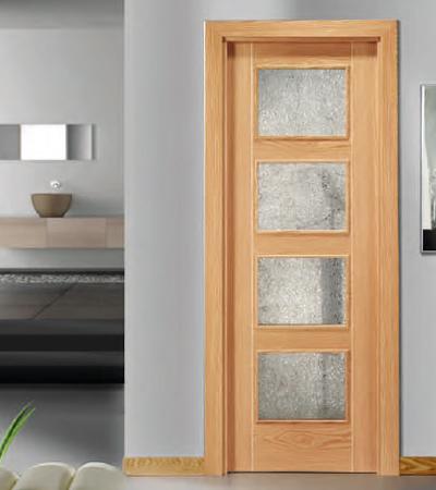 Catálogo de puertas de madera