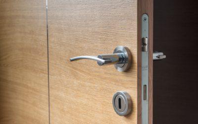 Puertas de interior: ¿es momento de cambiarlas?